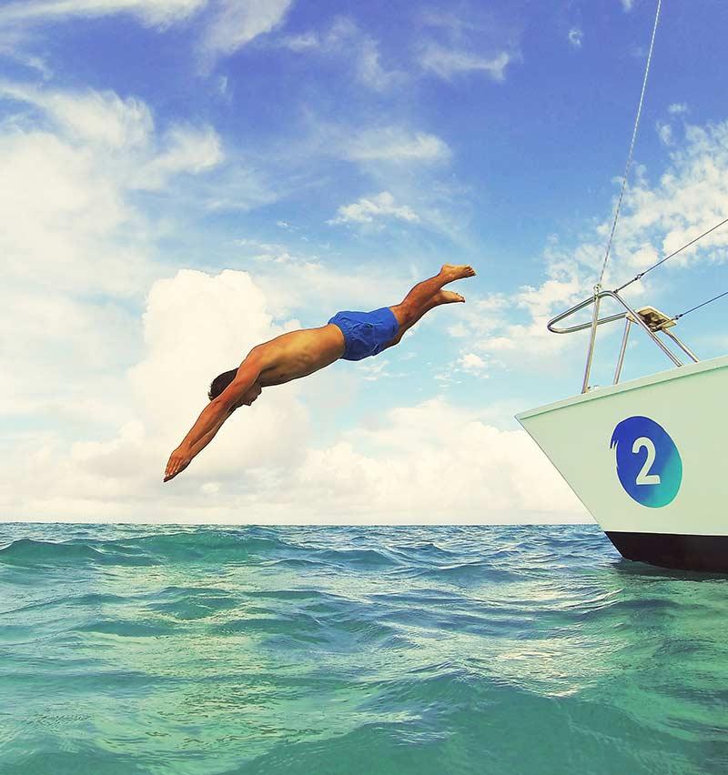 People – Océane Cruises Maurititus